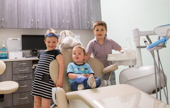 Children's Dentist in Williamstown, NJ